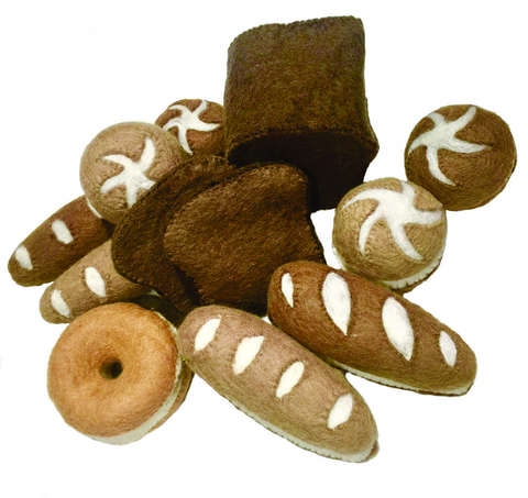 Papoose Bread Set ( 17 pcs)