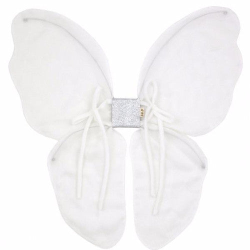Numero 74 Butterfly Wings - White (JULY PRE-ORDER)-Jack & Willow
