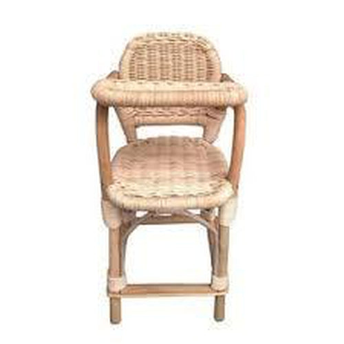 Tiny Harlow Rattan Dolls Highchair-Jack & Willow