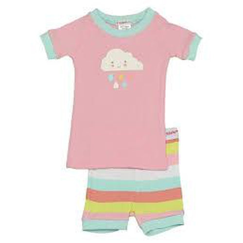 Snugglebum Cloud Short Sleeve Pyjamas-Jack & Willow
