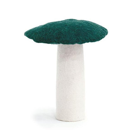 Muskhane Mushroom Extra Large Duck Blue 18cm-Jack & Willow