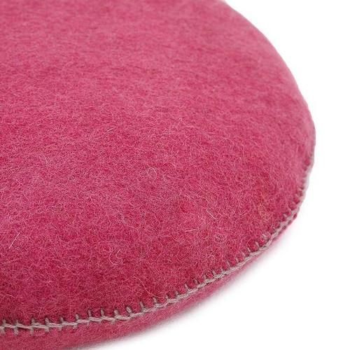 Muskhane Smartie Cushion - Raspberry Pink-Jack & Willow