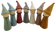 Papoose Earth Gnomes Set - 7 pcs