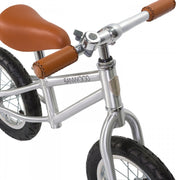 Banwood First Go Balance Bike - Chrome