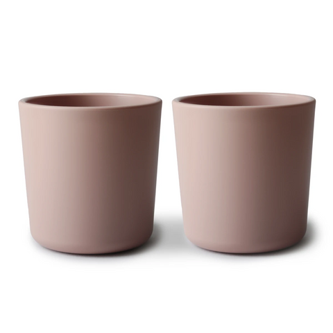 Mushie Cup - Blush (2 Pcs)