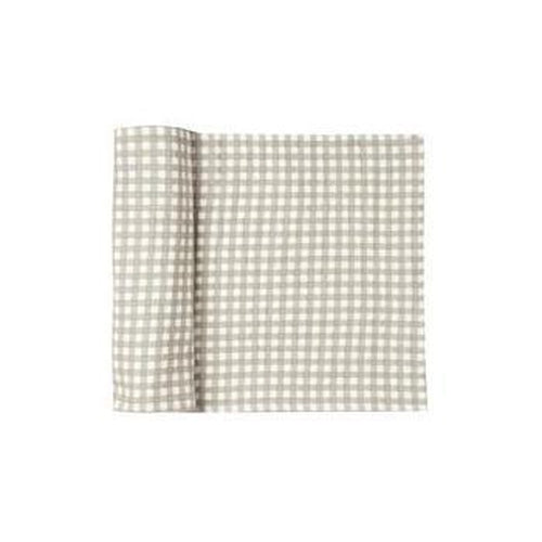 Rylee & Cru Swaddle - Gingham-Jack & Willow