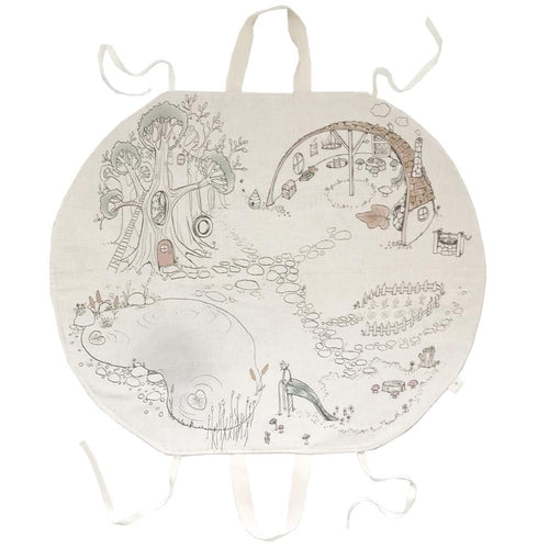 These Little Treasures Pixie Play Mat-Jack & Willow