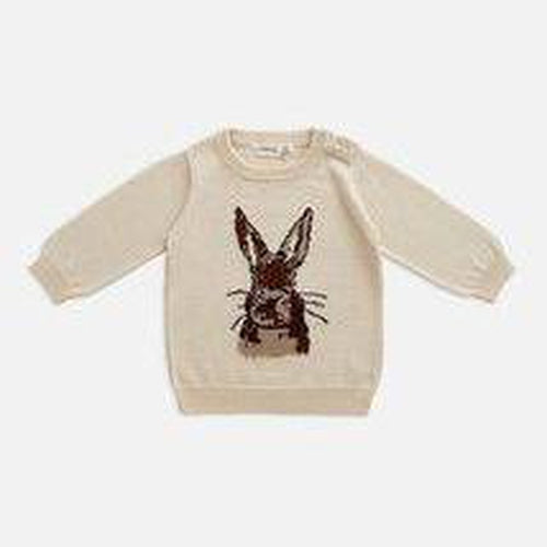 Miann & Co Knit Jumper - Coco Bunny-Jack & Willow
