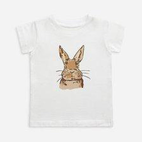Miann & Co Organic Tee - Coco Bunny-Jack & Willow