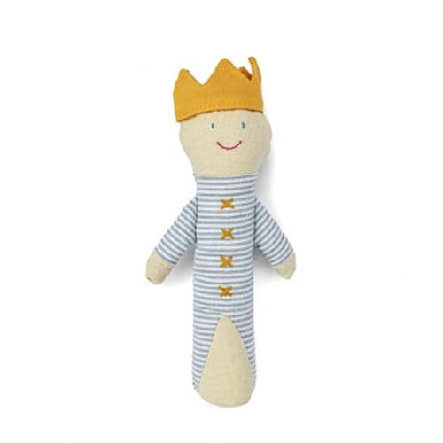 Nana Huchy King Baby Rattle-Jack & Willow