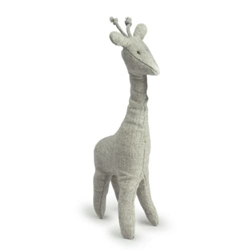 Nana Huchy Giraffe Baby Rattle-Jack & Willow