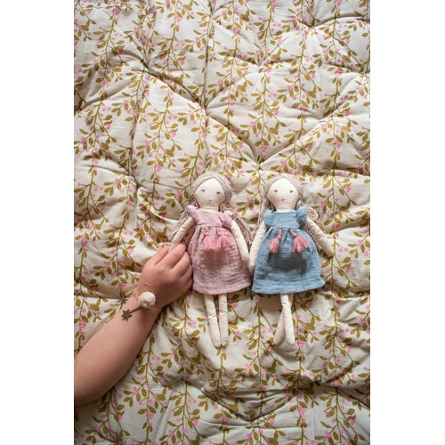 Nana Huchy Baby Lily Doll - Blue-Jack & Willow