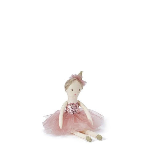 Nana Huchy Mini Fairy Floss Doll - Pink-Jack & Willow