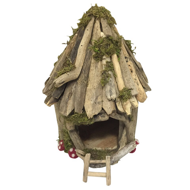 Papoose Woodland Fairy House - Small
