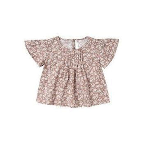 Rylee & Cru Blair Blouse - Vintage Rose-Jack & Willow