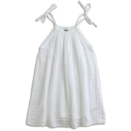 Numero 74 Mia Dress White-Jack & Willow
