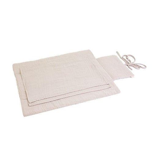 Numero 74 Travel Changing Pad - Powder Pink