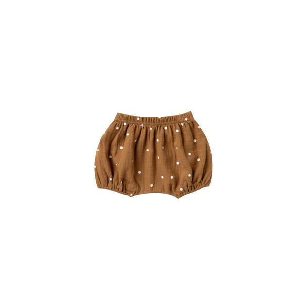 Quincy Mae Woven Bloomers - Walnut