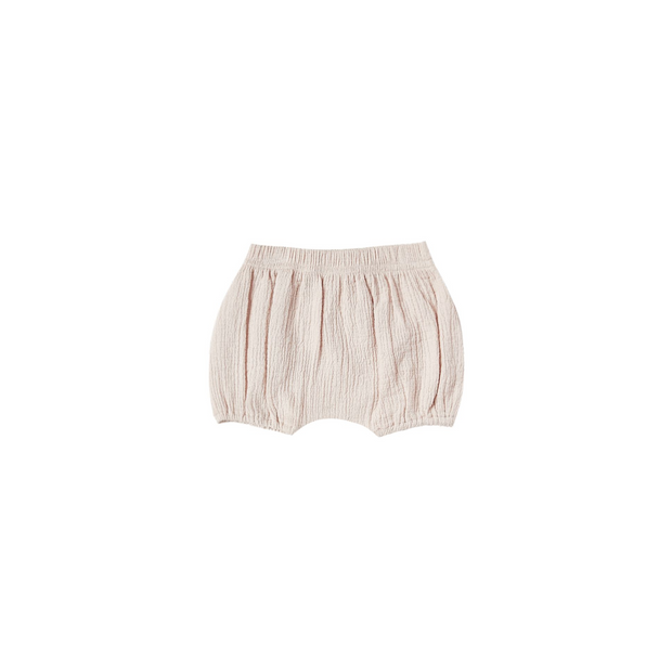 Quincy Mae Woven Bloomers - Pebble