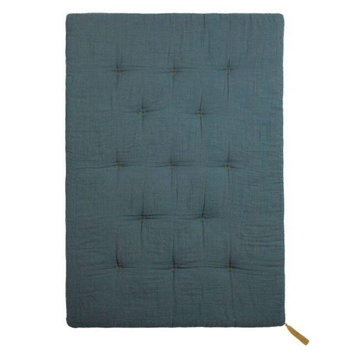 Numero 74 Cotton Futon Playmat - Ice Blue-Jack & Willow
