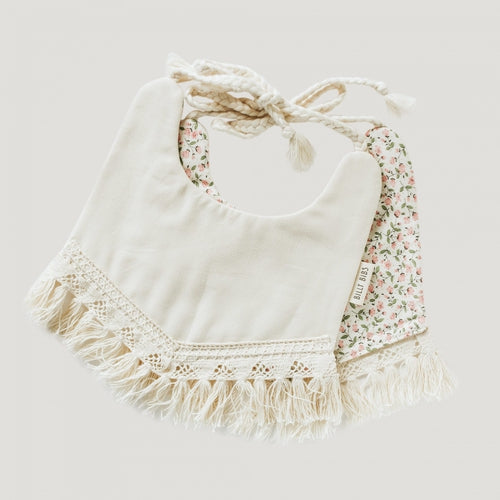 Billy Bibs - Pearl Reversible Bib-Jack & Willow