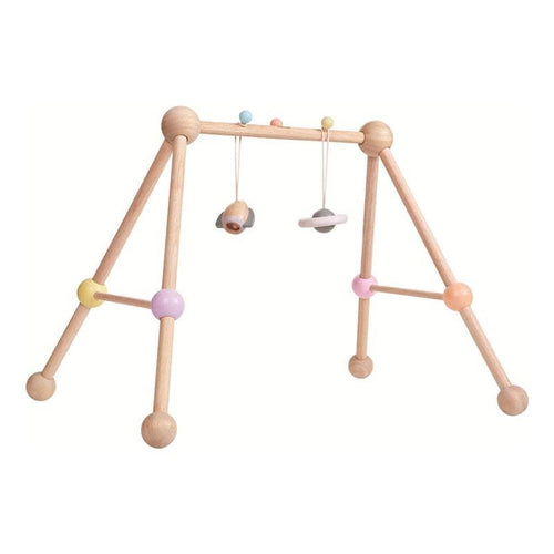 Plan Toys Wooden Play Gym