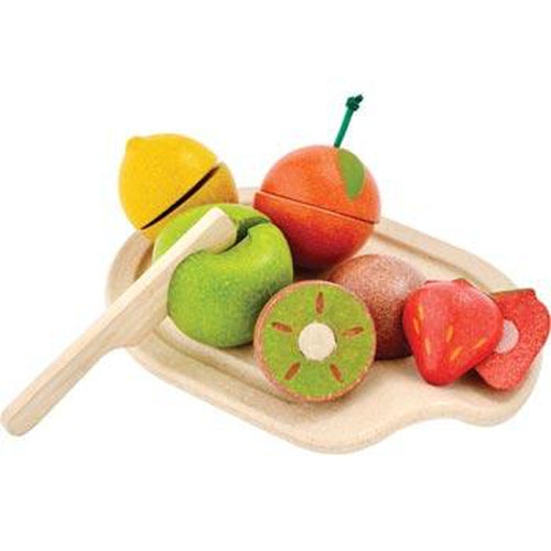 Plan Toys Assorted Fruit Set-Jack & Willow