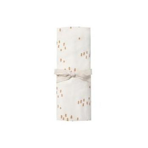 Quincy Mae Swaddle Wrap - Ivory-Jack & Willow