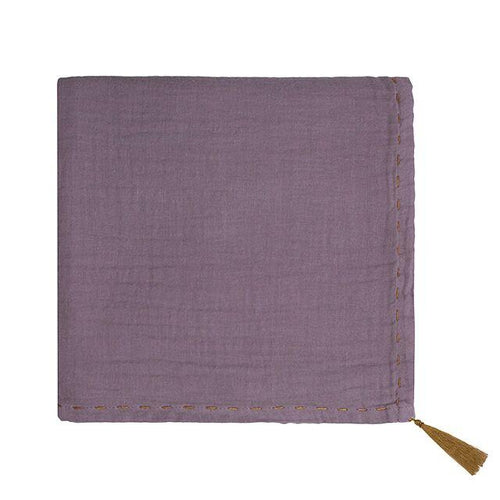 Numero 74 Nana Swaddle - Dusty Lilac-Jack & Willow