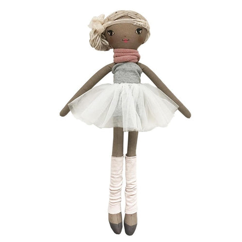 These Little Treasures Lola Doll Ballet Class - Coco / Bisque 45cm-Jack & Willow