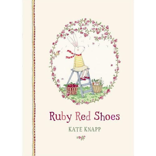 Ruby Red Shoes by Kate Knapp-Jack & Willow