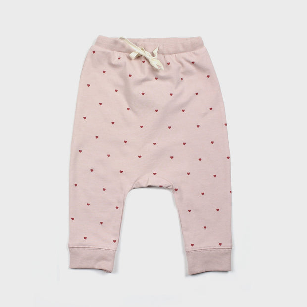 The Rest Organic Drawstring Pants - Young Hearts
