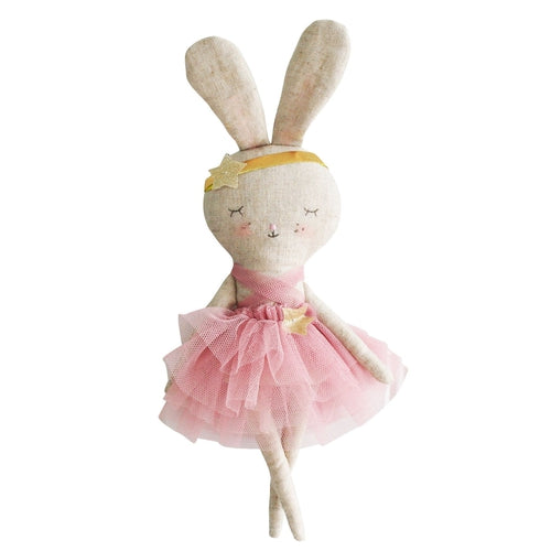 Alimrose Millie Bunny - Blush 28cm-Jack & Willow