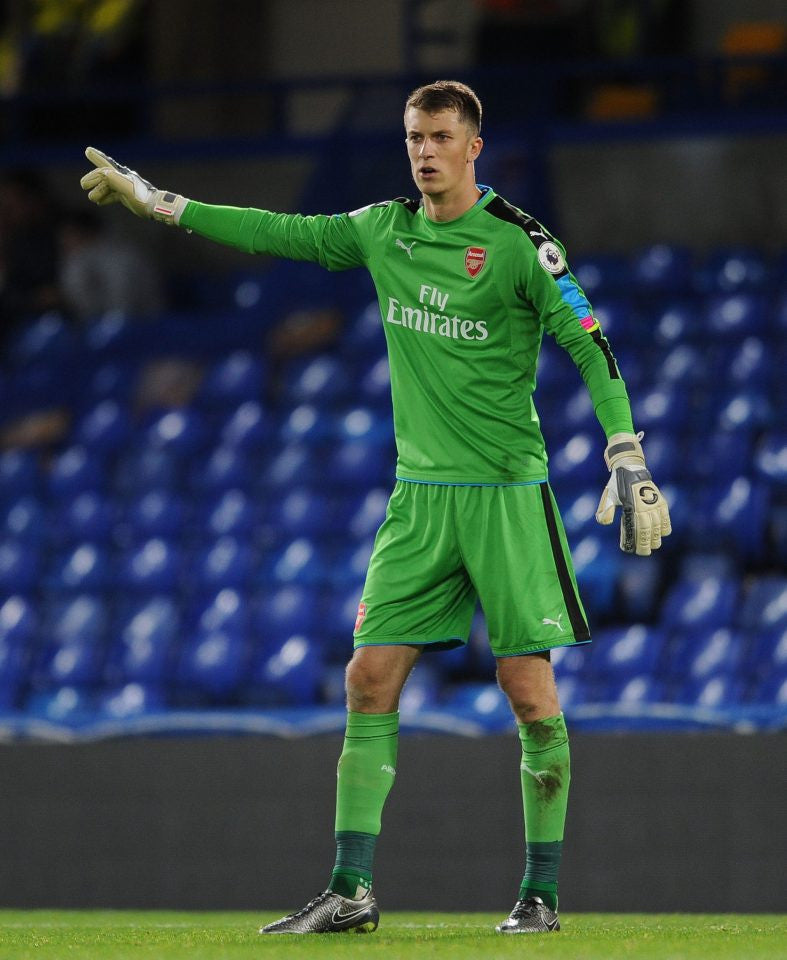 Arsenal Keeper Macey Signs for Luton on Loan