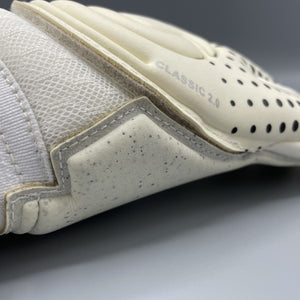 Classic 2.0 Negative FP Goalkeeper Gloves White/Black