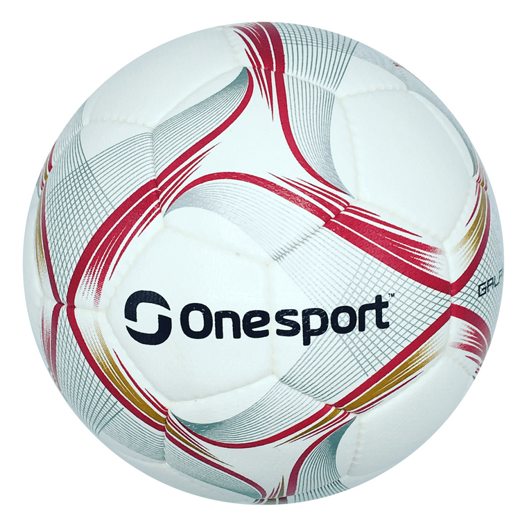 Onesport Galaxia Football White/Red