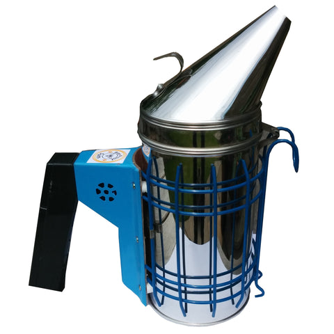 Battery Powered Stainless Steel Electric Bee Smoker