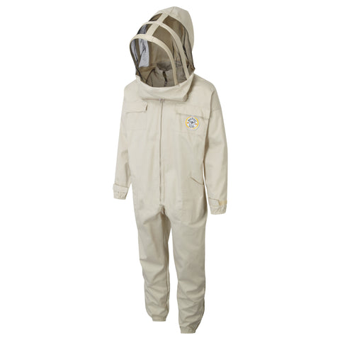 Bee Keeper's Suit with Throw Back Hood