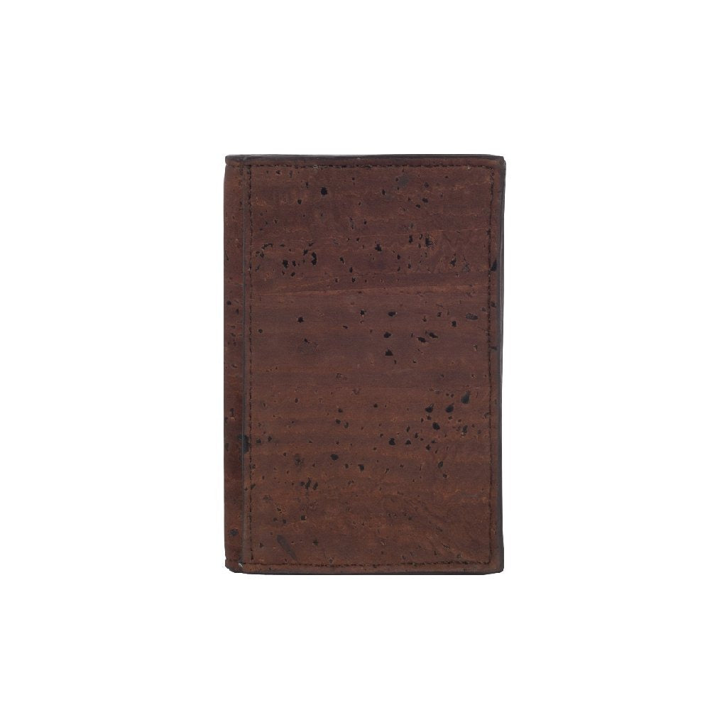 Reed Business Card holder - Brown
