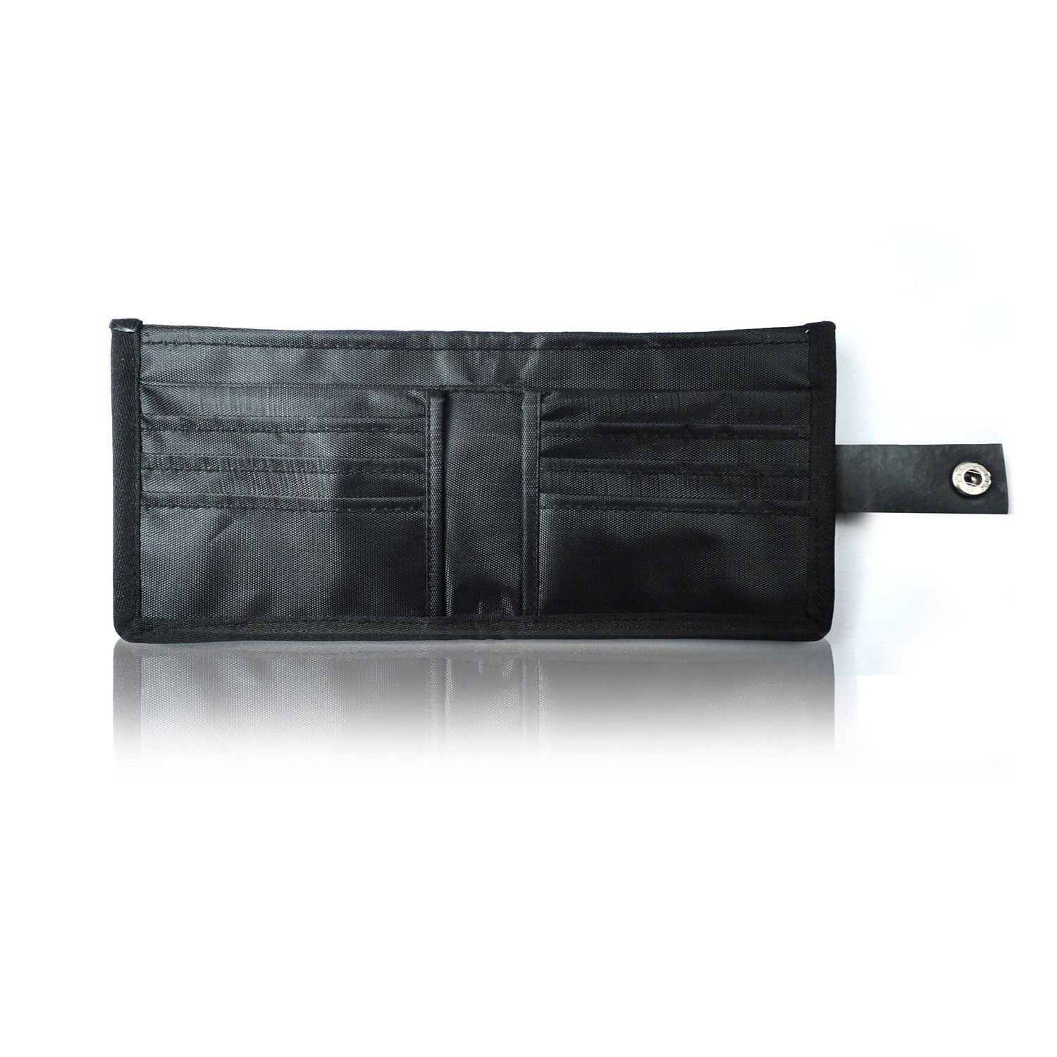 """Black-Buck""-Men's Wallet - Green The Map :: Buy Online Eco Friendly Products - Upycled, Organic, Vegan, Handmade, Fair Trade, Green Products From India"