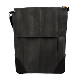 Tube Messenger Bag
