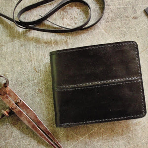 Tube Men's Wallet- Single Thread