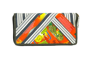 Upcycled Fabric and Tetra Clutch - Buy Eco Friendly Products - Upycled, Organic, Fair Trade :: Green The Map