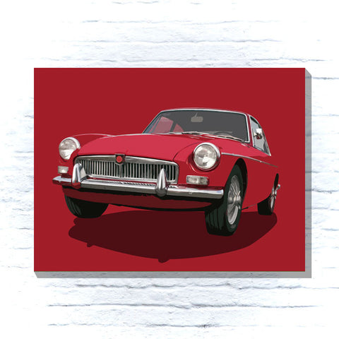 MGB Canvas