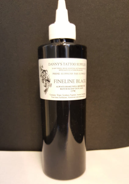 Danny´s Fineline Black - 250ml SOLD OUT