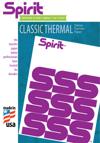 reproFX SPIRIT® CLASSIC Thermal Stencil Paper 11""
