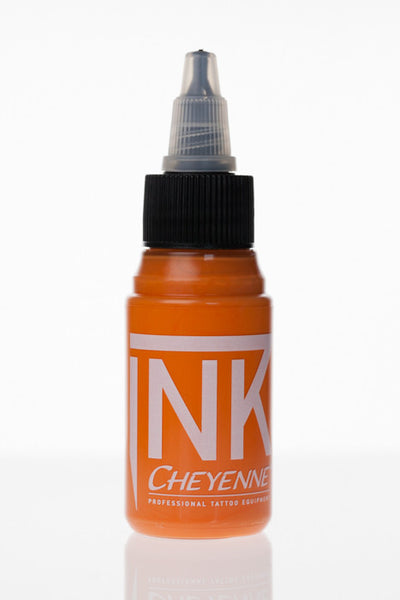 Cheyenne Ink - Bright Orange