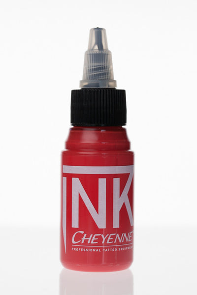 Cheyenne Ink - Bright Red
