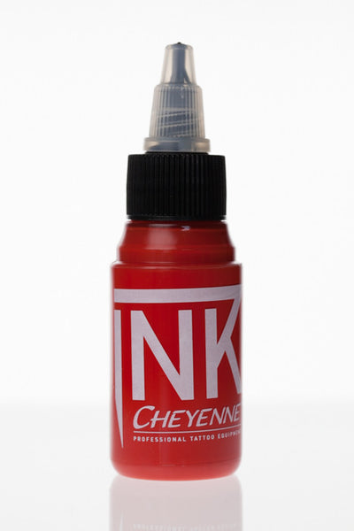 Cheyenne Ink - Chili Red DISCONTINUED