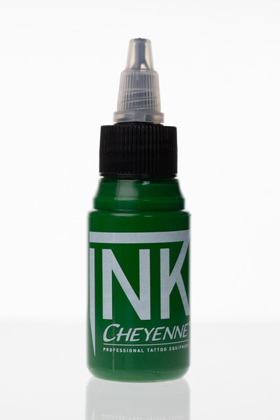 Cheyenne Ink - Dragon's Green